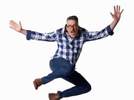 Darren Maule Jump