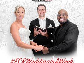 Wedding in a week