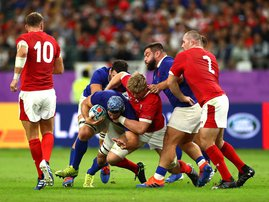 France Wales Rugby World Cup