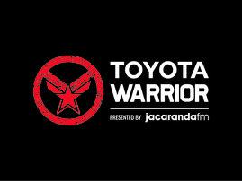 Toyota Warrior Presented by Jacaranda FM