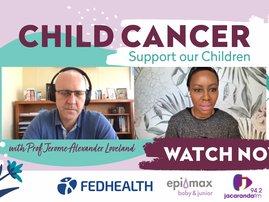 WATCH: Cancer Awareness in Children