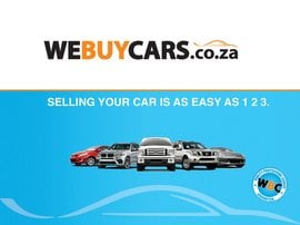 We buy cars button
