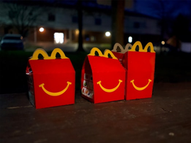 It's the end of an era for McDonald's 'Happy Meal' toys as they go 'Green'