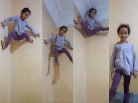 WATCH: It looks like we have found Spider-Man's daughter and she is incredible