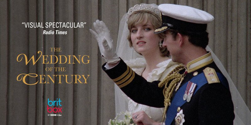 Wedding of the Century poster