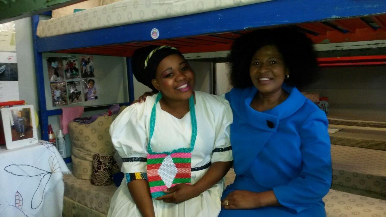 Margaret Mathabatha at Polokwane Correctional Centre 1_jacanews