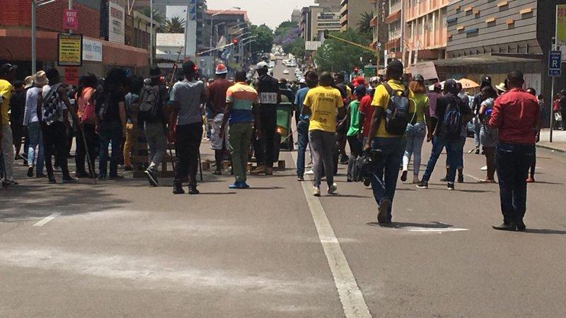 TUT students in Pretoria 6