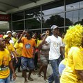 KZN ANCYL march on ABSA