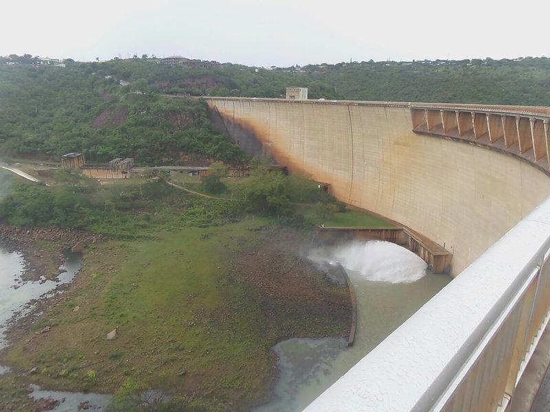 Vaal dam at 95%