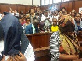 Baby Siwaphiwe accused