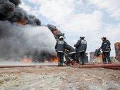 Durban, South Coast Road fire