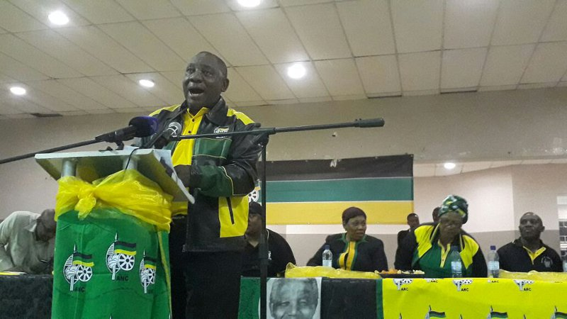 Ramaphosa's Marikana apology