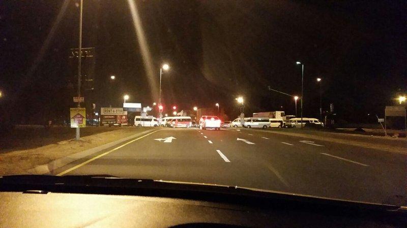 Taxi Strike Gauteng