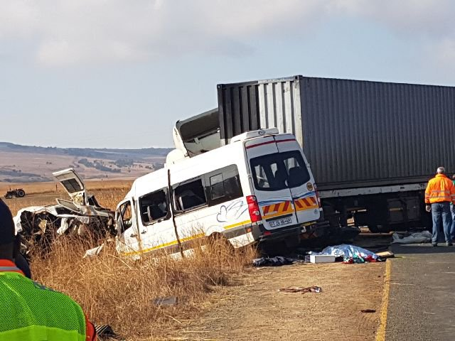 Death toll in Mpumalanga bus, truck collision rises to 18
