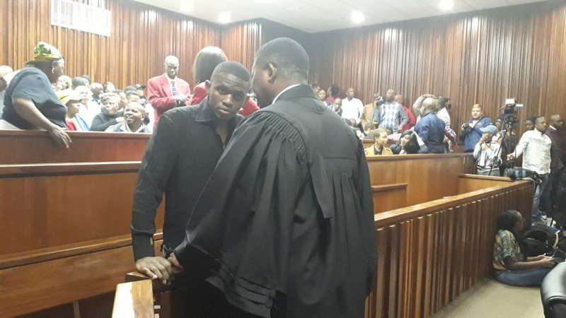 32 years behind bars for Karabo Mokoena's killer