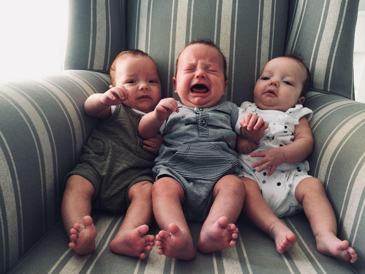 Van Clan Triplets 1