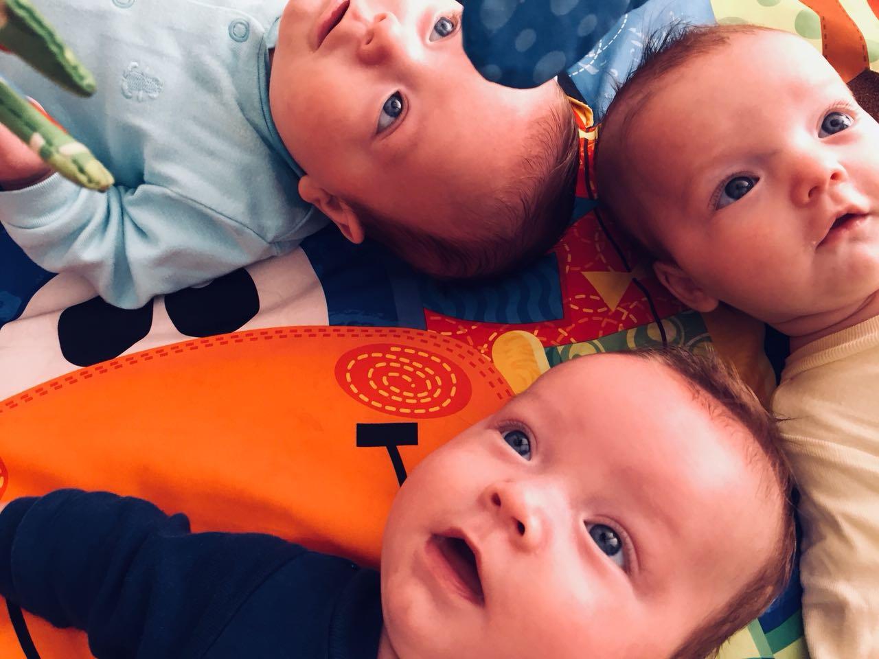 Van Clan Triplets 2