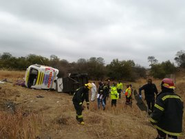 Limpopo bus crash kills 9