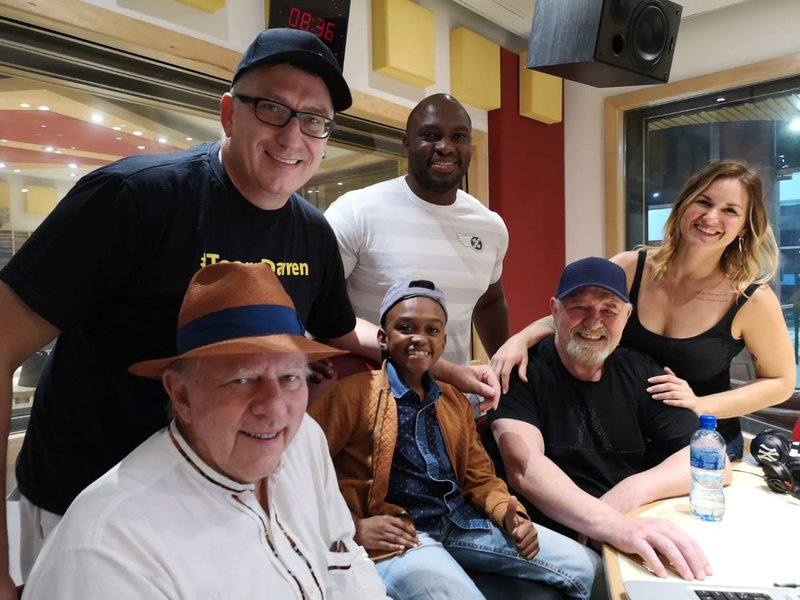 team with leon schuster