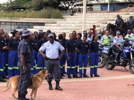 Durban Metro North Beach patrol