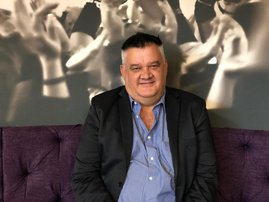 Ted Blom on Breakfast with Martin Bester Feb
