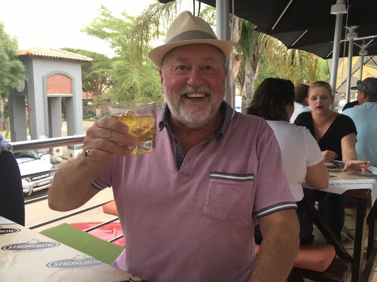 Meet the locals at The Hangover Sports Bar in Pretoria