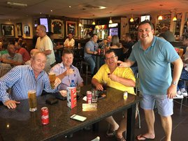 Meet the locals at Uncle Jim's in Roodepoort