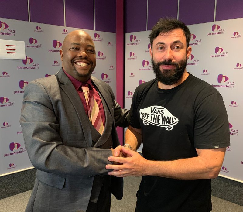 Mayor Stevens Mokgalapa joins Breakfast to discuss the Centurion Lake