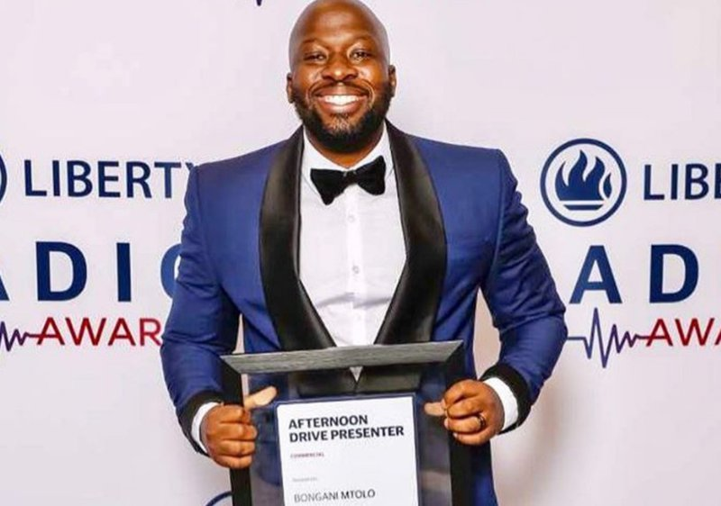 Bongani Mtolo Liberty Awards