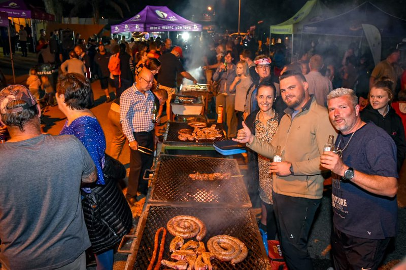 #Straatbraai: Krugersdorp brought the 'gees' to the party!