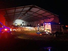 kzn church collapse