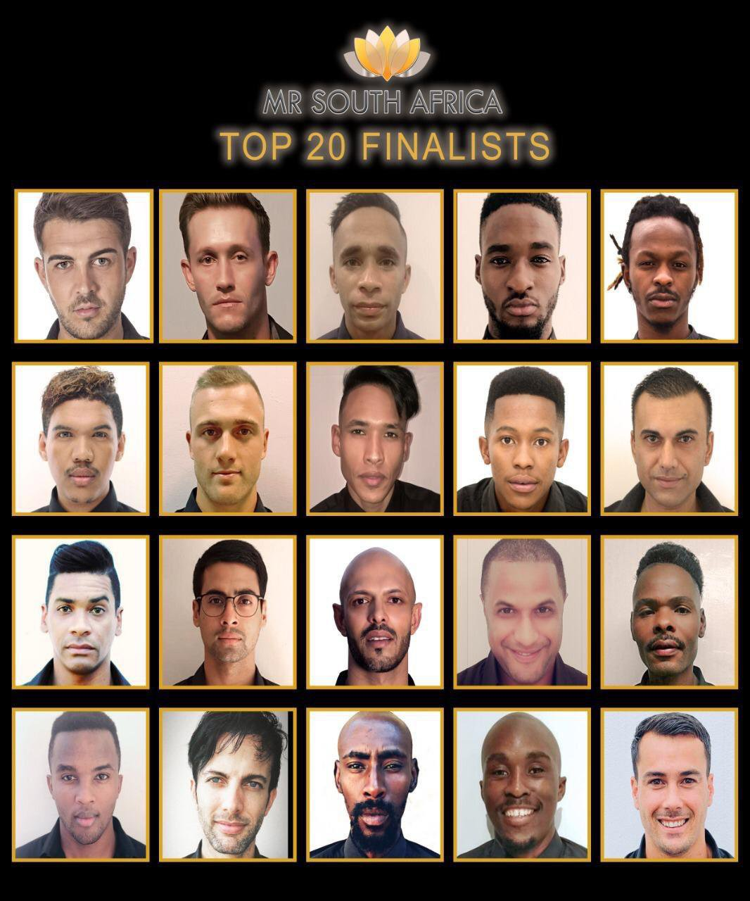 This is what social media thinks of Mr South Africa