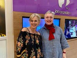 Marion Holm en Margit Meyer-Rödenbeck praat oor hul splinternuwe toneelstuk