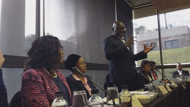 Makhura: Govt needs to bridge gap between what it says and does