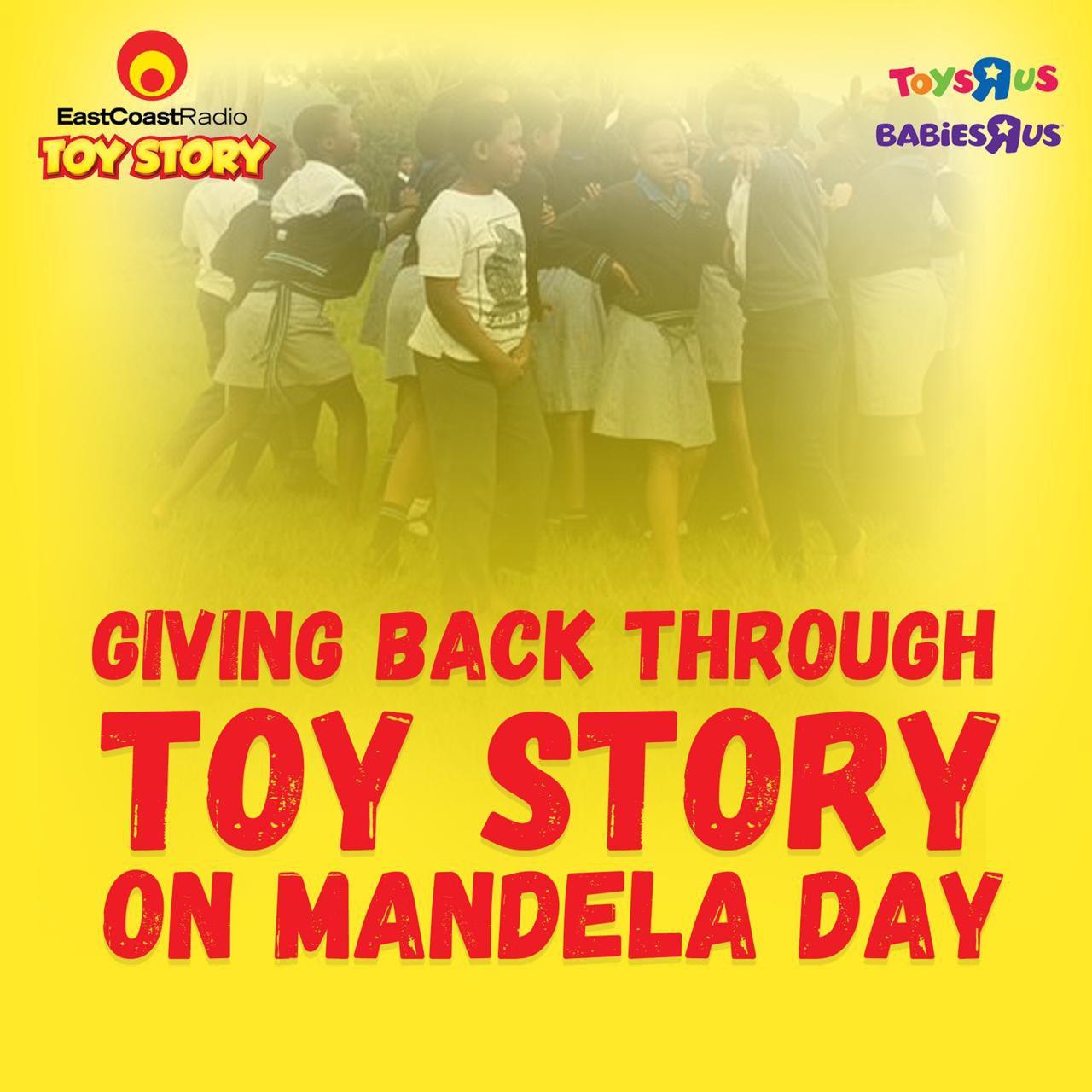 East Coast Radio's Mandela Day campaign / Supplied