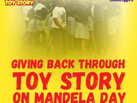 East Coast Radio's Mandela Day campaign / Supplied