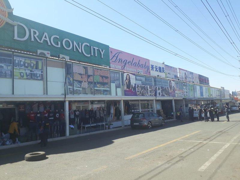 Dragon City raid