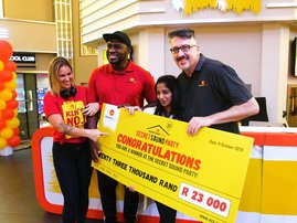 #ECRTurns23: Everyone was a winner at East Coast Radio's Secret Sound Party