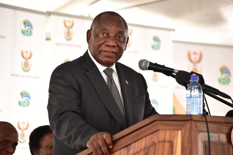 Cyril Ramaphosa Mpumalanga High Court opening
