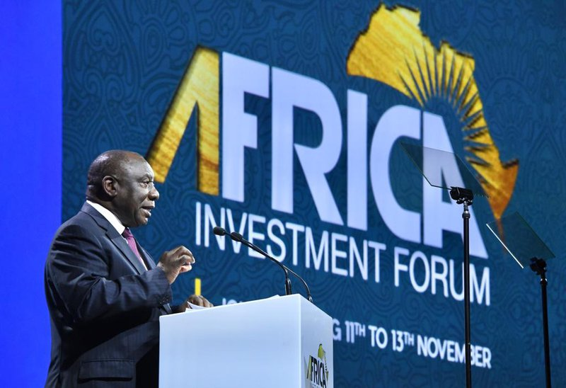 4IR could entrench inequality, Ramaphosa warns