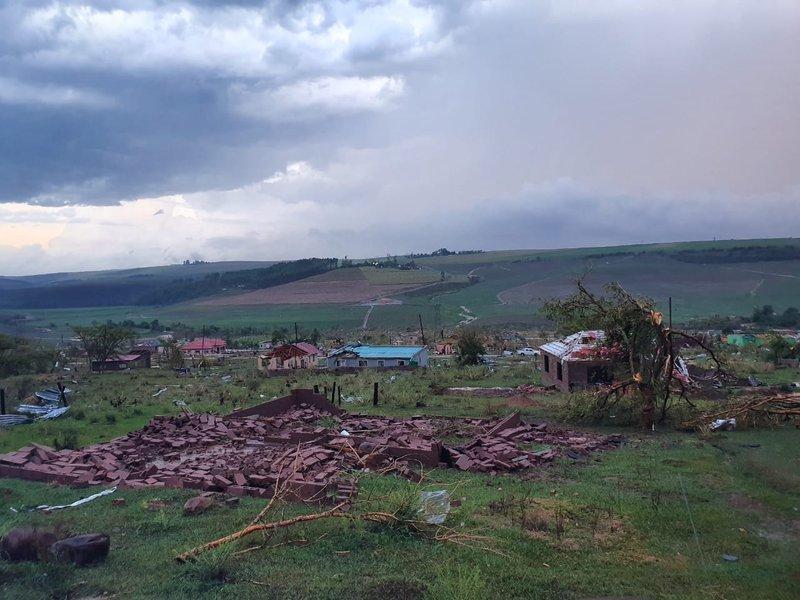 KZN storm PMB house