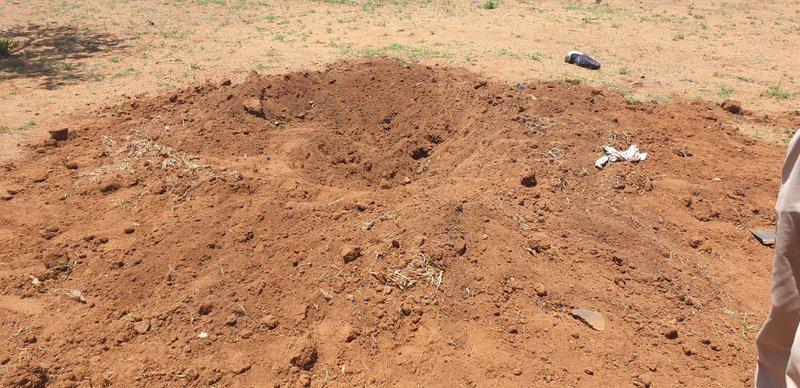 Father arrested for killing, burying son in Limpopo