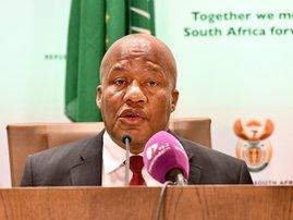 energy war room cabinet announcement Jackson Mthembu