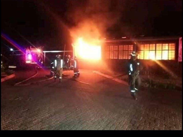 Khuto-Tharo Secondary fire