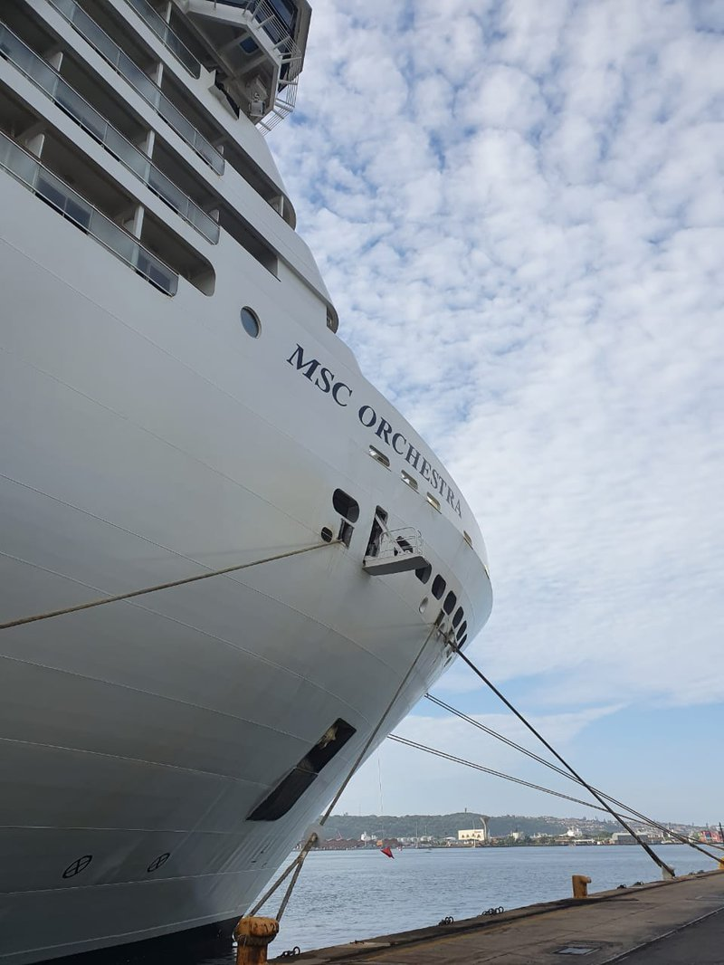 MSC Cruises cancels trips