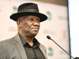 Police minister Bheki Cele on the 55 arrests during day 1 of lockdown