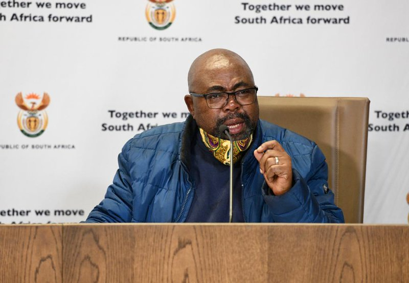 Minister of Employment and Labour Thulas Nxesi ON FREELANCERS
