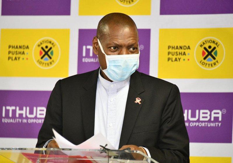 Zweli Mkhize at Ithuba Holdings