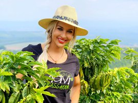 Izelle Hoffman Coffee plantation