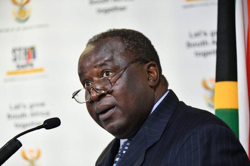 Tito Mboweni Supplementary Budget - GCIS